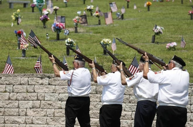 In 2020, a number of Memorial Day ceremonies were canceled due to the coronavirus pandemic. DeLand will hold this year's ceremony virtually on May 31, 2021.