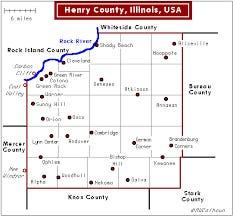 Henry County communities