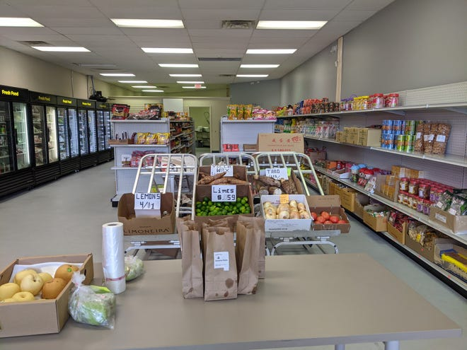 Khmer Grocery Store — an Asian-focused grocery store featuring fresh produce, snacks and meat — opened to the public Sunday, April 11.