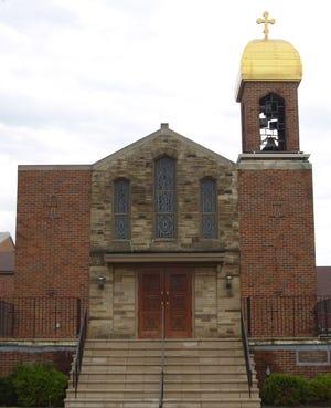 St. George Greek Orthodox Church, Massillon
