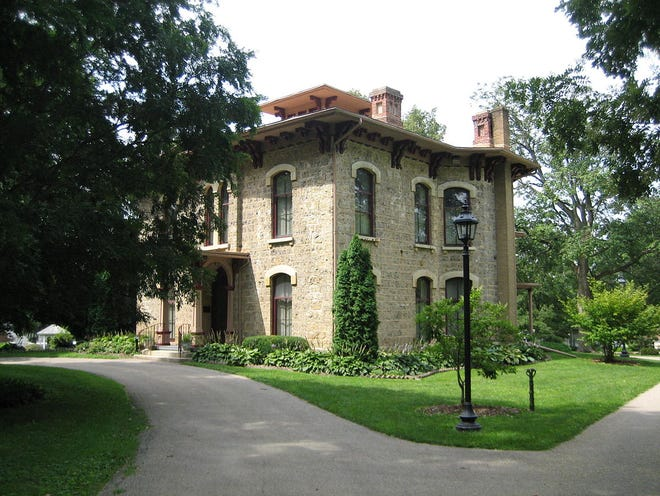 Taylor house.