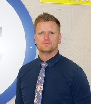 Craig Idacavage has been recognized by the Kansas Principals Association as the Elementary Principal of the Year for this region of the state. Idacavage is the principal of David Brewer Elementary School.