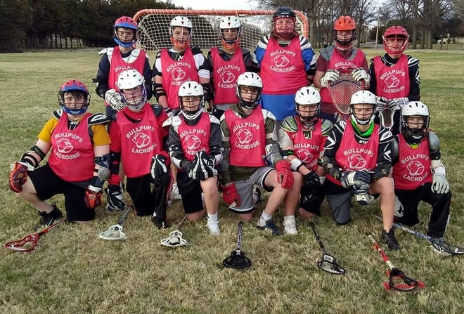 Lacrosse players in McPherson are on the ground floor of a growing program.