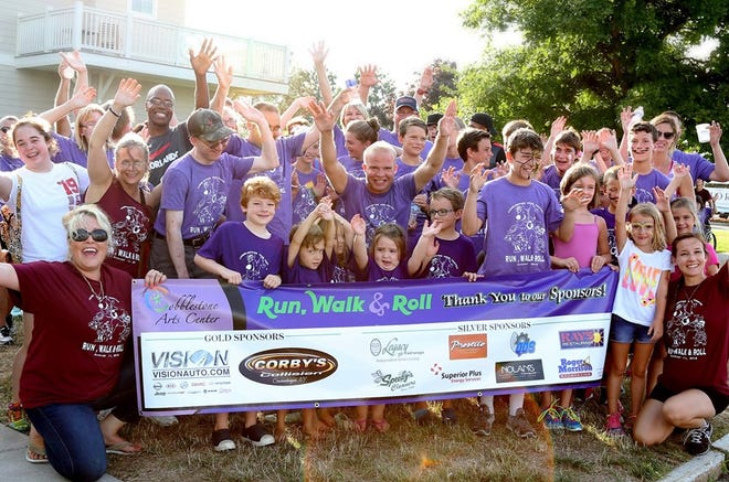 Cobblestone Arts Center encourages community members to get active for its annual Run, Walk and Roll 5K on May 29-31.