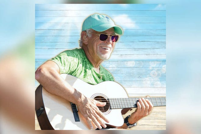 Jimmy Buffett with Coral Reefer Friends to play May 13, May 14, May 17 and May 18 at the Pavilion Old School Square in Delray Beach, Fla.