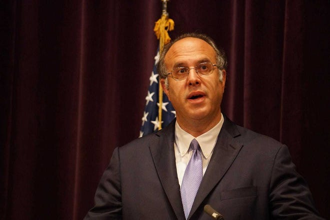 Rhode Island Secretary of Commerce Stefan Pryor.