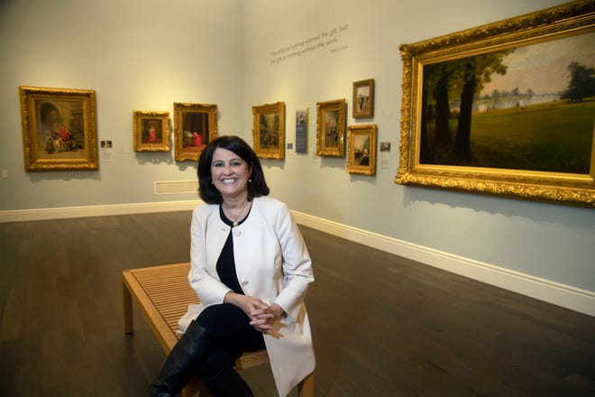 Susan Obert, formerly The Haggin Museum's deputy director/director of development, has been named the museum's new CEO. She will replace current CEO and Curator Tod Ruhstaller, who announced his retirement in January.