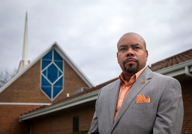 Pastor William DeShone Rosser was a police officer in Memphis, Tennessee, until a car crash ended his career after just seven years. He moved to Springfield in 2018 to become the pastor at Pleasant Grove Baptist Church. The recent increase in gun violence in Springfield included a person being injured in a shooting outside the church.