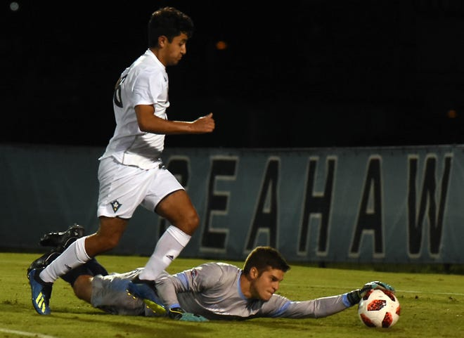 The UNCW Soccer Stadium will hold five games in the NCAA men's and women's College Cup tournaments next week.