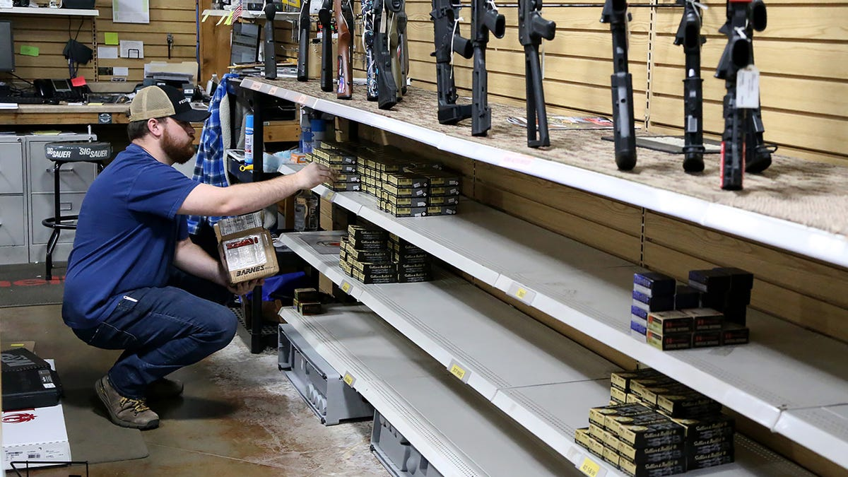 How local law enforcement agencies are dealing with ammo shortage