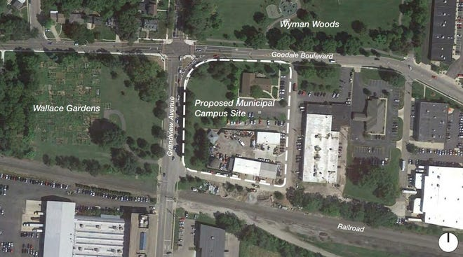 The city of Grandview Heights will hire a team of consultants to assist with the schematic design for the municipal complex it plans to build at the southeast corner of Goodale Boulevard and Grandview Avenue. The city's Spaces and Places plan adopted in 2019 identified the corner as the preferred site for a new municipal complex that would include administrative offices, council chambers, the police department and a new fire station.