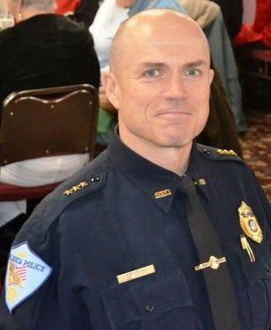 Billerica Police Department Deputy Chief Roy W. Frost