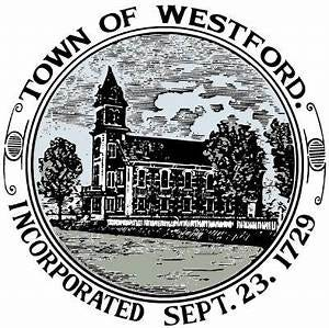 Seal of the town of Westford