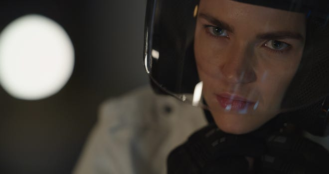 Vicky (Ruby Rose) must follow orders in order to save her daughter.