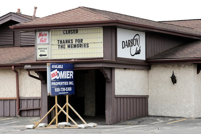 The Darboy Club Tuesday, April 20, 2021, in Darboy, Wis. Dan Powers/USA TODAY NETWORK-Wisconsin