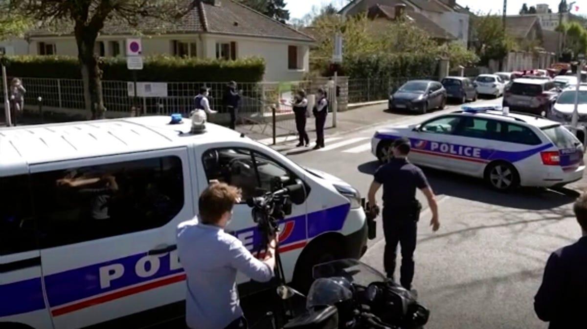France opens terrorism probe in police station stabbing 2
