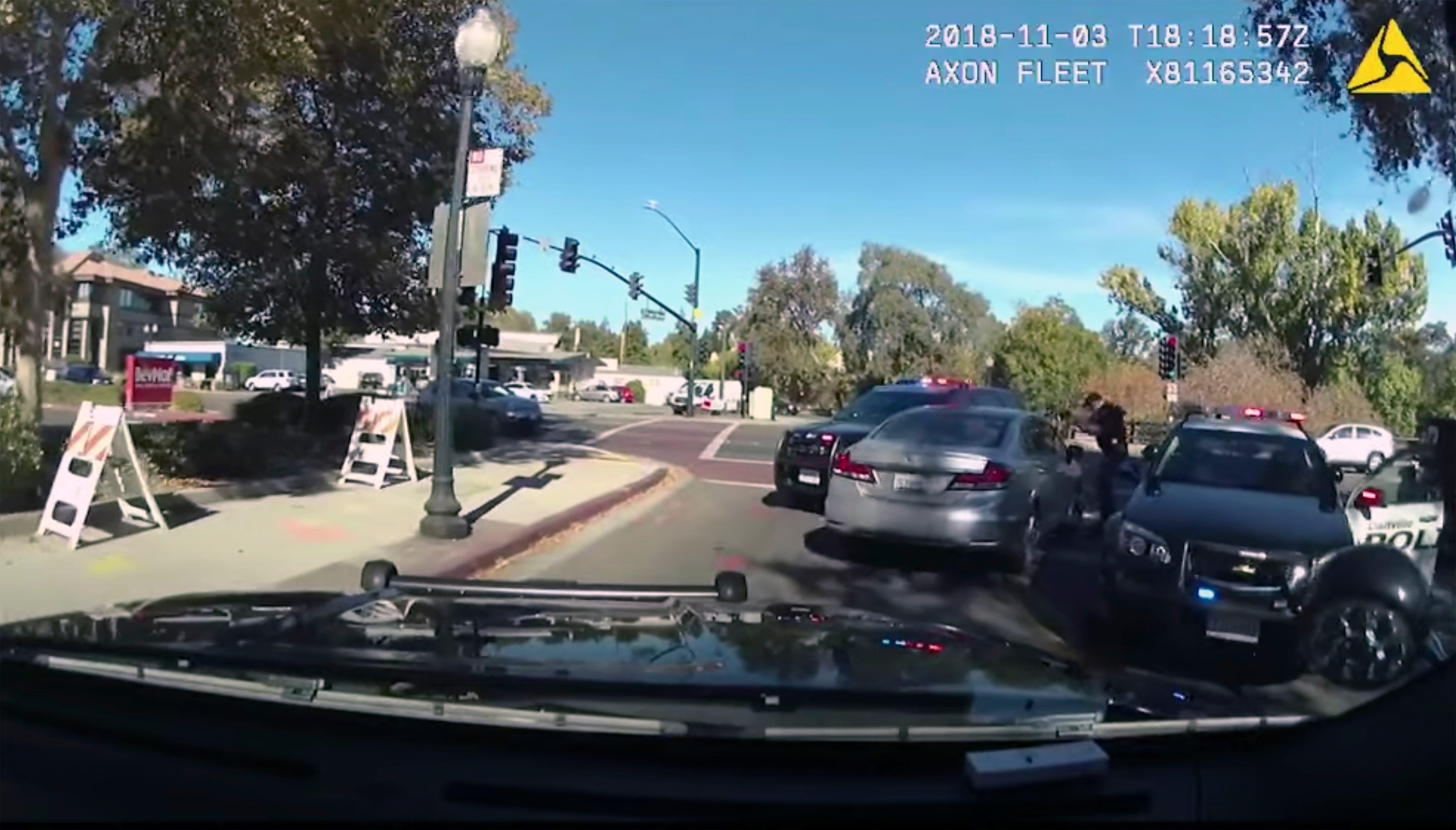 Video: California deputy shoots Black man within a minute 1