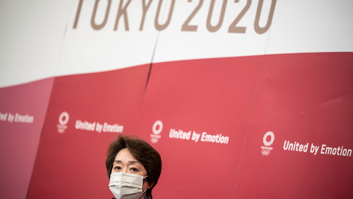 Tokyo under 'emergency orders' with Olympics 3 months away 2