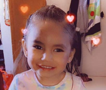 Arden Pepion, 3, was last seen at 7 p.m. on Thursday in the surrounding areas of Joe Show East on the Blackfeet Reservation.