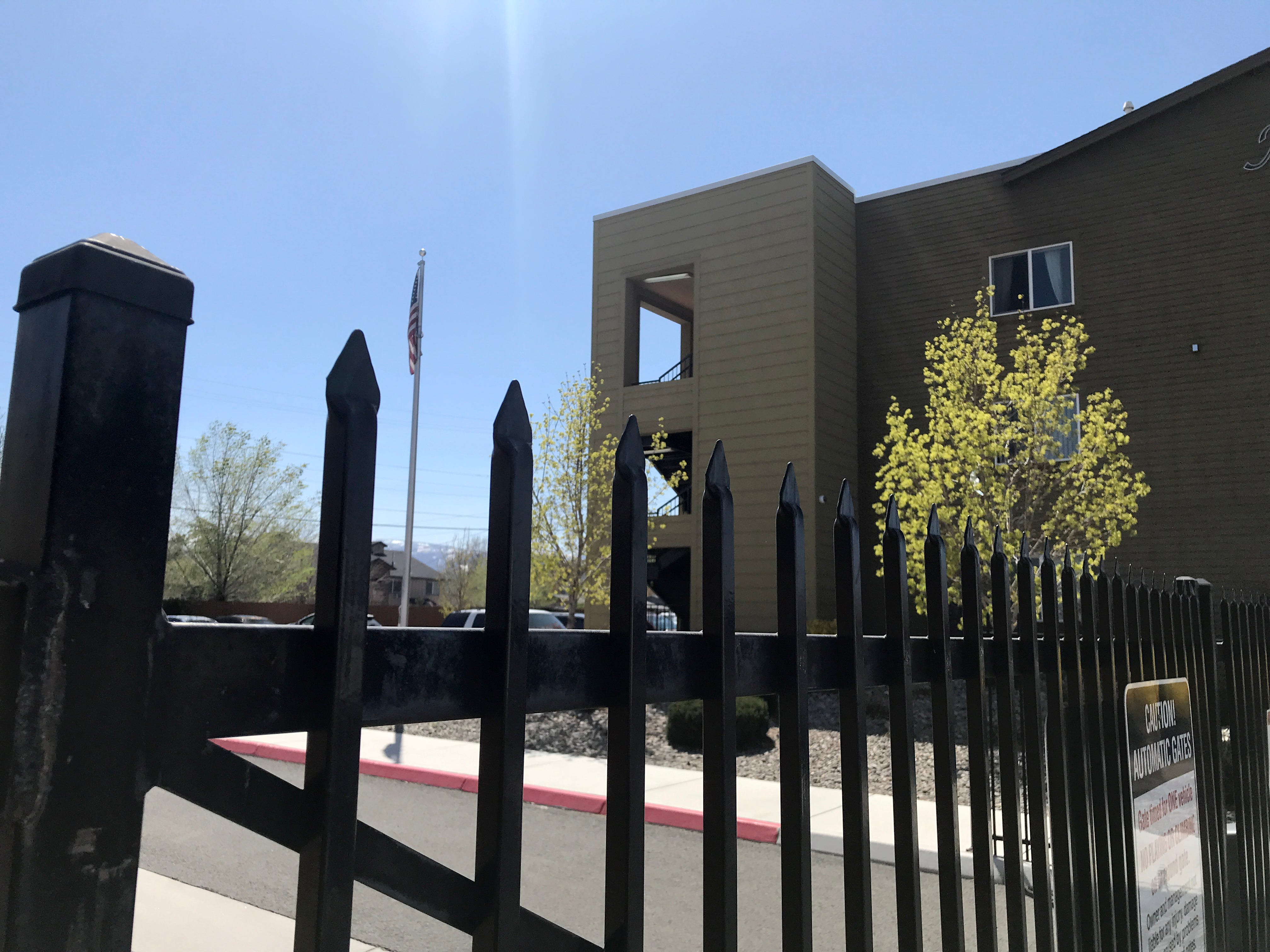 Javier Rodriguez, 67, was found dead in his apartment on the 1400 block of Sullivan Drive. According to the medical examiner's office, the manner of death of homicide and the cause of death was a gunshot wound to the chest.Photo taken April 17, 2021.