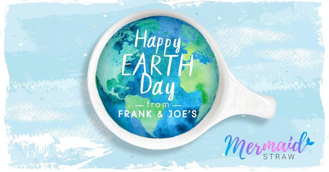 Frank & Joe's Coffee House is having its Second Annual Earth Day Community Clean Up on Saturday.