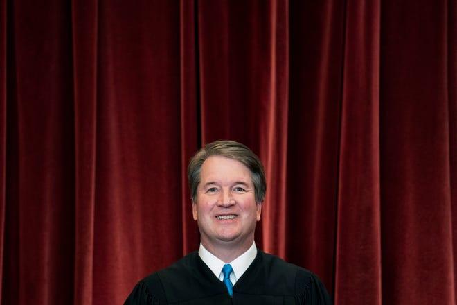 Associate Justice Brett Kavanaugh.