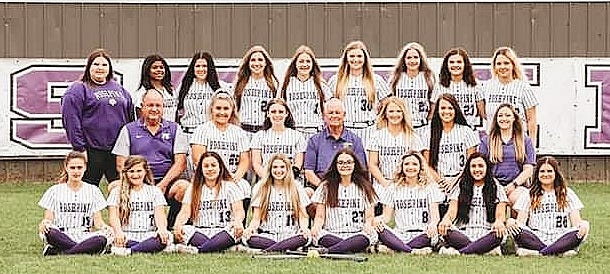 The Rosepine Lady Eagles will play in the Class 2A semifinals at Frasch Park in Sulphur later this week against Doyle, thanks to beating D'Arbonne Woods Charter on Thursday, 5-2.