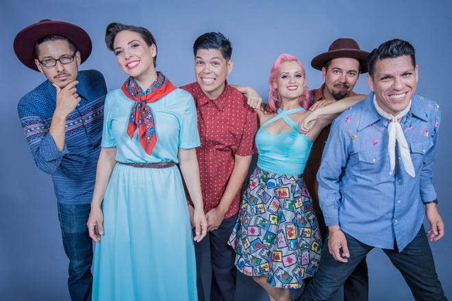 The Las Cafeteras band will play a Cinco de Mayo concert in Los Angeles that will be live-streamed as a benefit for Payomet Performing Arts Center.