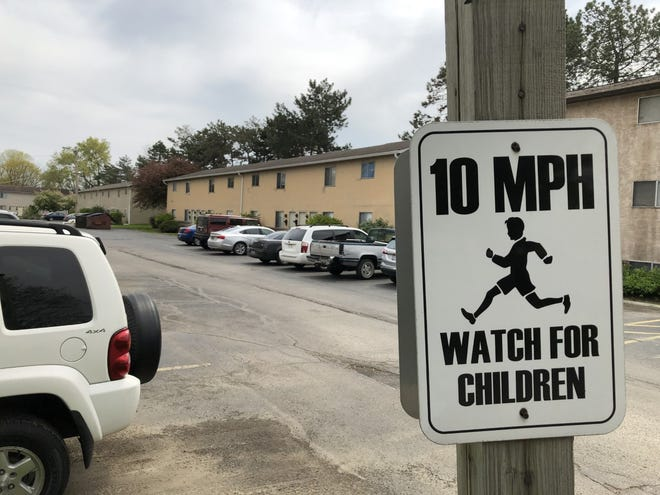 A few days after Tre Von Dickson, 15, was shot and killed at the Pinetree Village Apartments by another 15-year-old boy, there is nothing to indicate that a homicide occurred there.