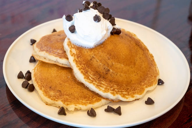 Granpappy's is offering free all-you-can-eat pancakes on Saturday, May 1, from 7 a.m. to 3 p.m., with no purchase necessary.