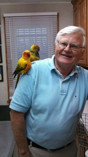 Dr. Steve Mosier is retiring from veterinary medicine after 50 years of serving Hays and the surrounding community.