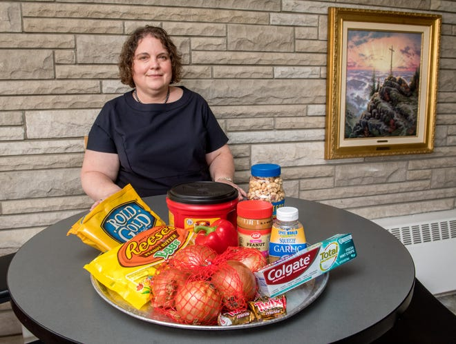 Shelly Shore Forrest, pastor of Mackinaw United Methodist Church, lost her senses of taste and smell when she contracted COVID-19 in December. She eventually regained them, only to find that some of her favorite foods now smelled and tasted terrible.