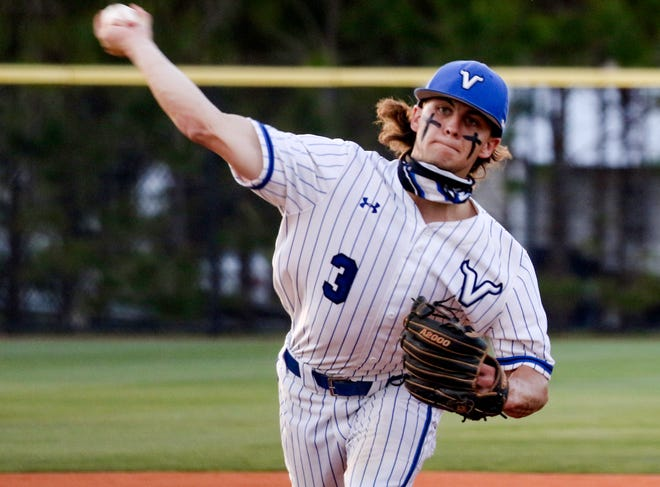 Lakeland Christian's Nate Shane brings a 6-0 record and a 0.63 ERA into the 2A-8 district tournament.