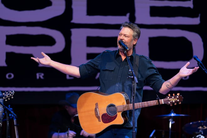 Blake Shelton recently performed for the first time at his venue Ole Red Orlando for the first time. The fourth location in Shelton's chain of bar and restaurants opened last year during the COVID-19 pandemic.