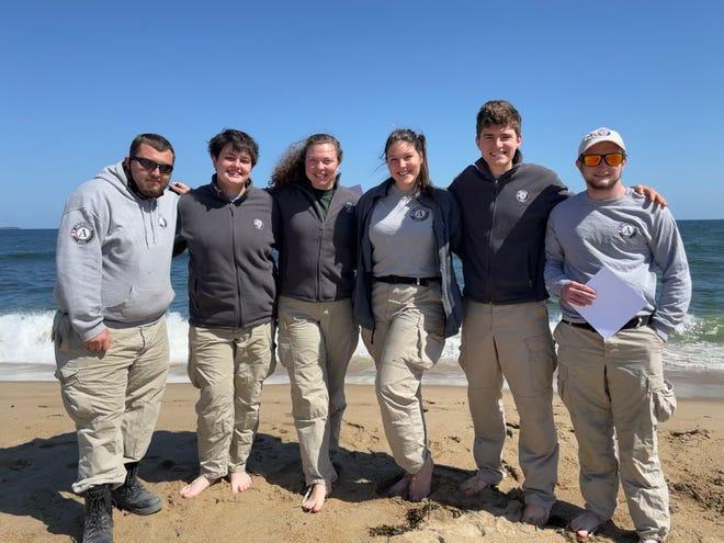Habitat York County is hosting a team of six NCCC AmeriCorps members.