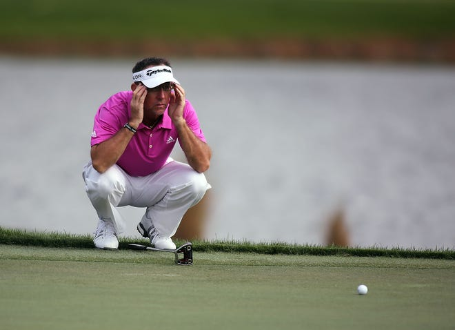 Alan Morin, shown competing in the Honda Classic in 2016, has been one of the most successful players in the PPC the last two decades.