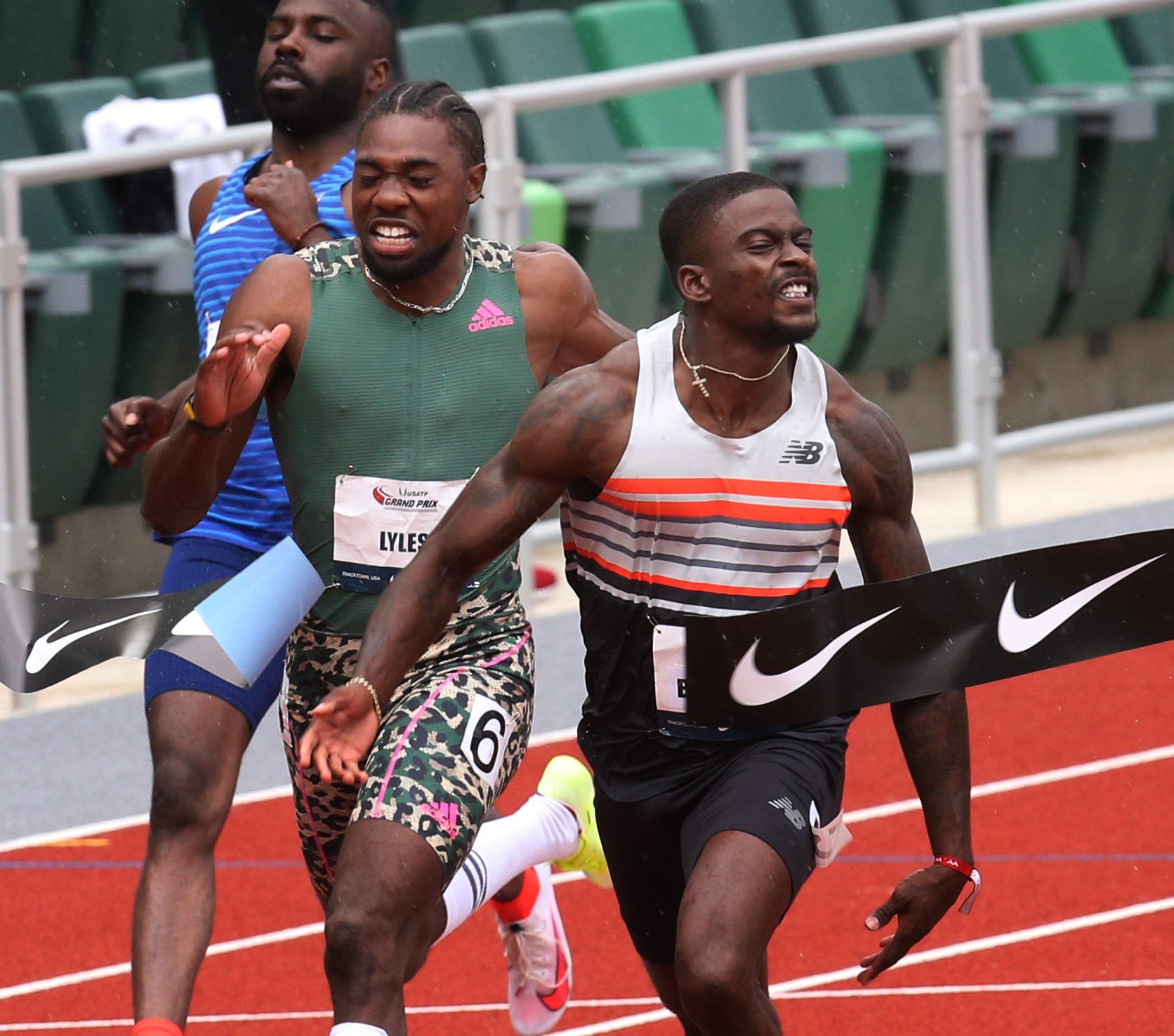 'Faith is measured in patience': The remarkable resurgence of US sprinter Trayvon Bromell