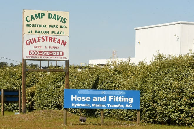 Camp Davis Industrial Park in Holly Ridge is getting more grants to make improvements.