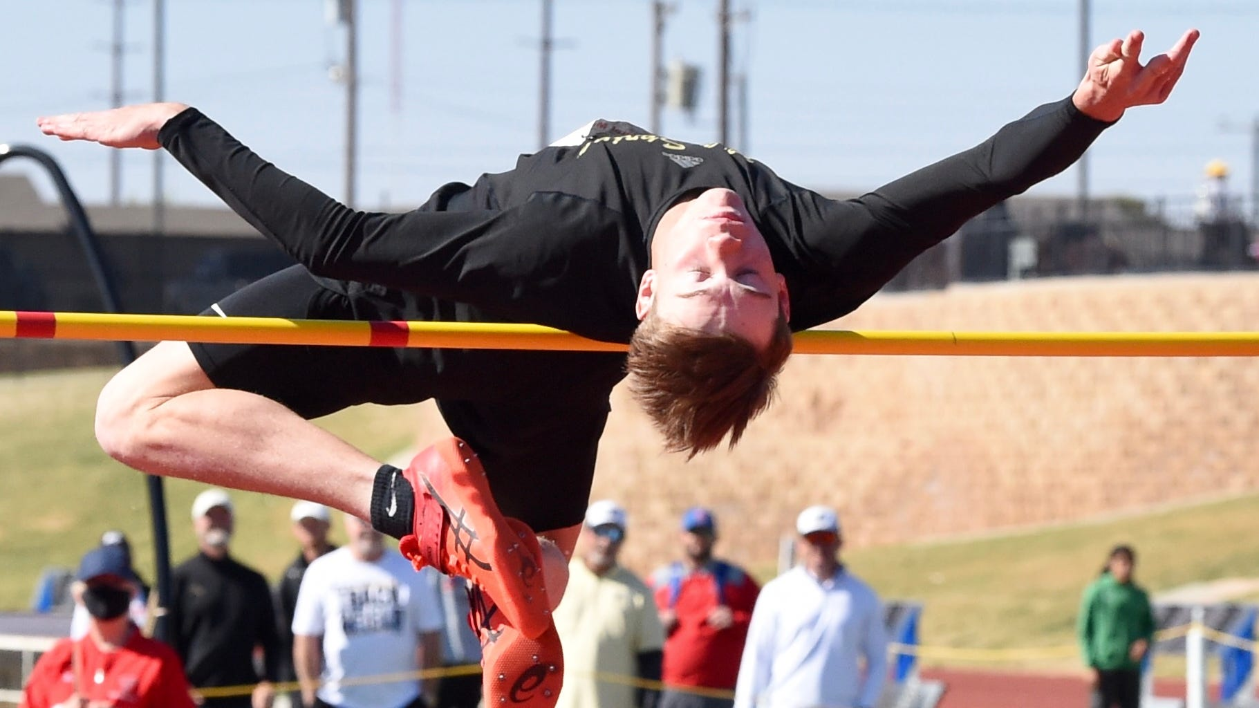 Big Spring high jumper Seymore highlights Big Country showing at Region I-4A track meet