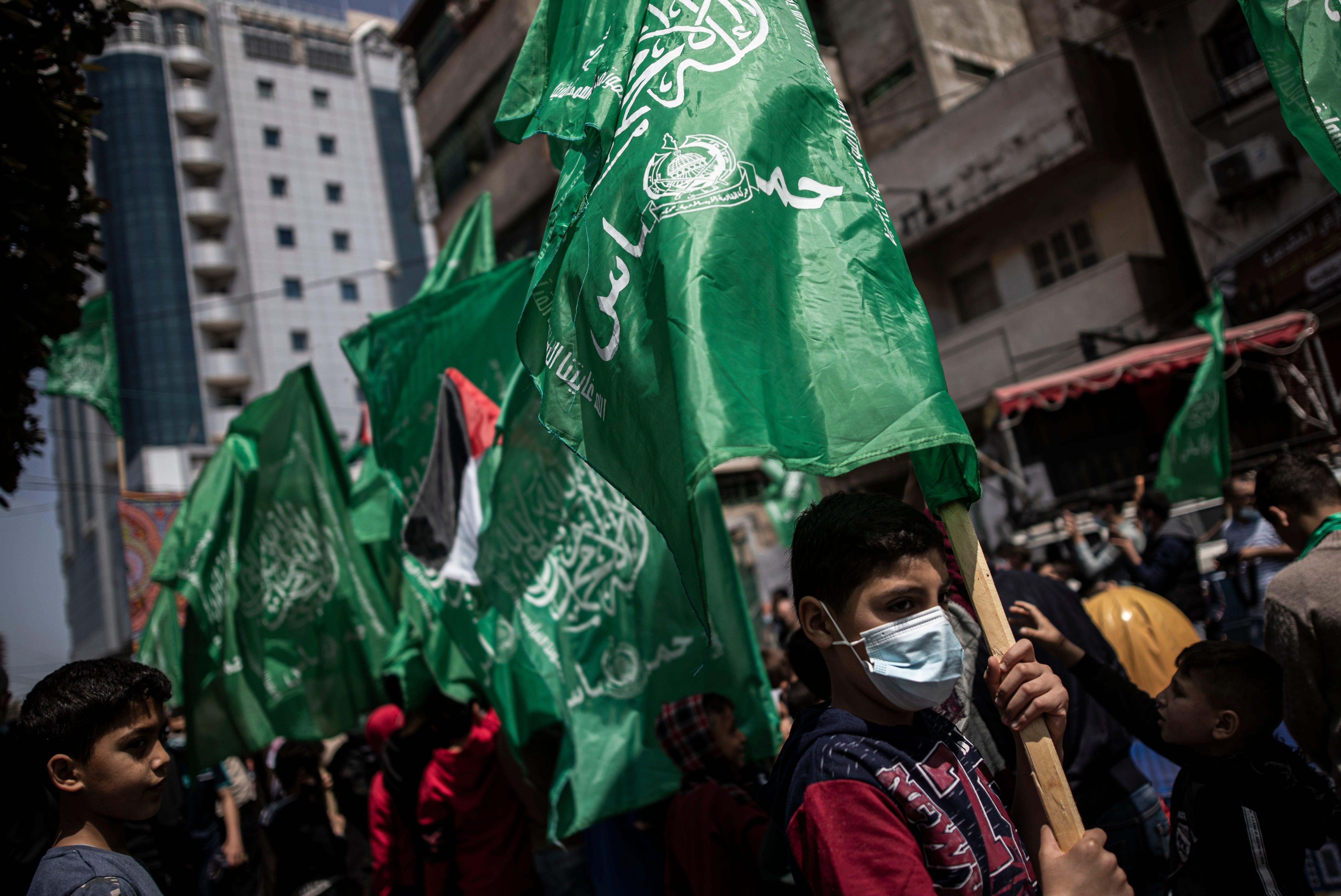 Jerusalem tension triggers Gaza-Israel fire exchange 1