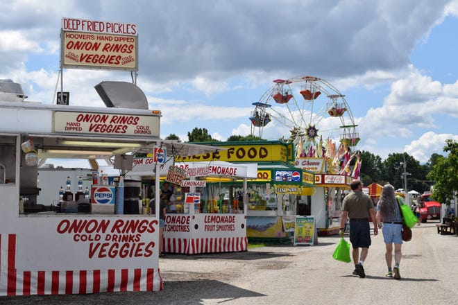 "The Summit County Fair will ""GO FULL"" this year for the annual fair scheduled from Sept. 27-Aug. 1."