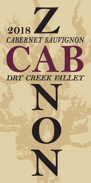 Zanon Dry Creek Cab