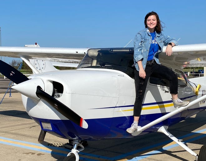 The usual goal during this time of teaching is to reach the required 1,000 flight hours before going off to and officially becoming a pilot at an airline.
