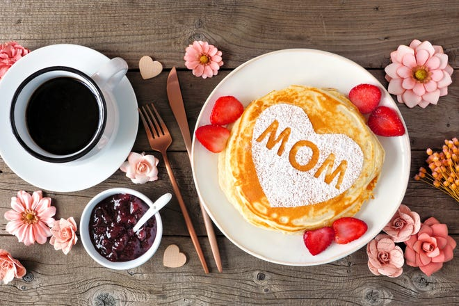Make your plans now at local restaurants to celebrate Mother's Day on Sunday, May 9.