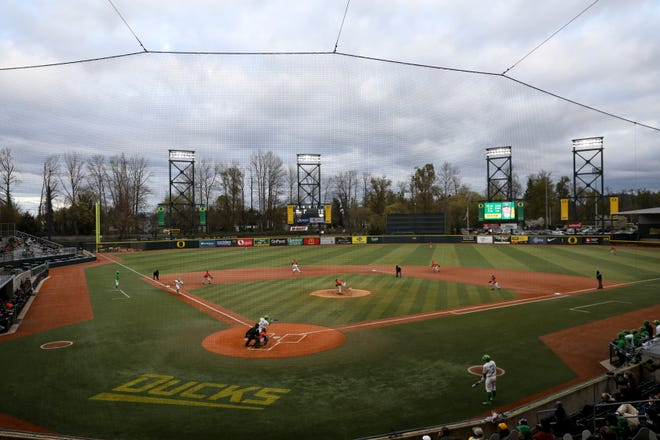 The Oregon baseball team could be in position to host their first NCAA Regional since 2012.