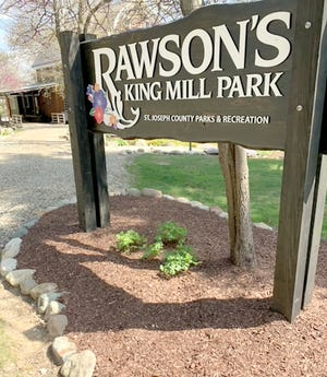 Rawson's King Mill County Park in St. Joseph County could be in line to receive upgrades, thanks in part to a bill supported by Michigan state Sen. Kim LaSata.