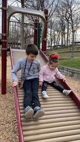Alyssa Bostic's living children are Landon, 10, and Regan, 2 1/2.
