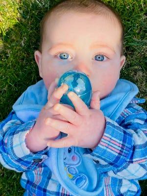 Declan Casna, 6 months, Holbrook