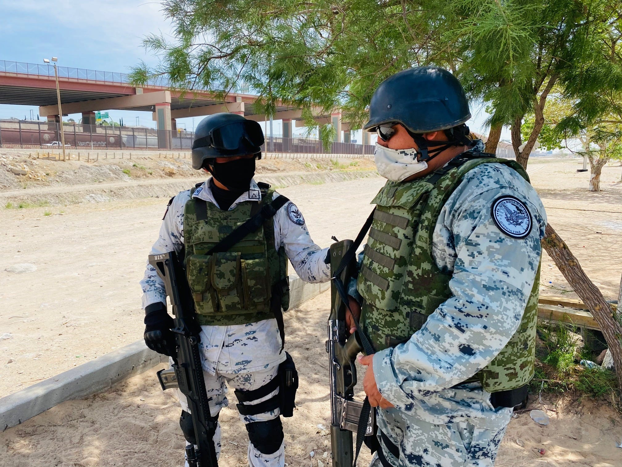 Biden's best tools in stopping immigrants from crossing the border: Mexican soldiers and the pandemic 1