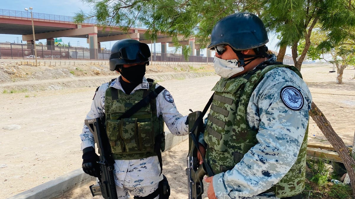 Biden's best tools in stopping immigrants from crossing the border: Mexican soldiers and the pandemic 2